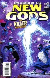 Death of the New Gods 2007 - 2008 #7