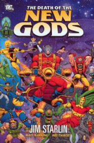 Death of the New Gods 2007 - 2008
