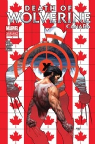Death of Wolverine 2014 #1