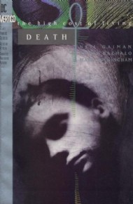 Death: the High Cost of Living 1993 #1