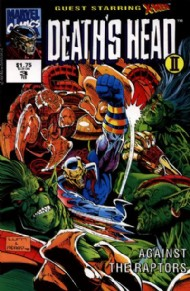 Death's Head II (2nd Series) 1992 - 1994 #3