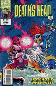 Death's Head II (2nd Series) 1992 - 1994 #8