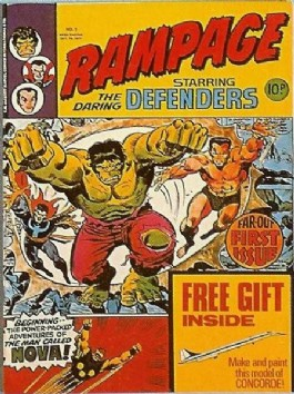 Rampage #1