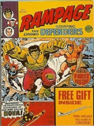 Rampage 1977 - 1978 #1