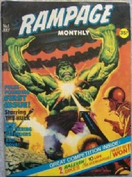 Rampage Monthly 1978 - 1982 #1