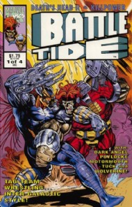 Death's Head II & Kill Power: Battletide 1992 - 1993 #1