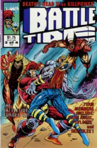 Death's Head II & Kill Power: Battletide 1992 - 1993 #3