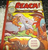 Reach! Picture Story Album 1960s