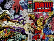 Death's Head II & Kill Power: Battletide Ii 1993 #3
