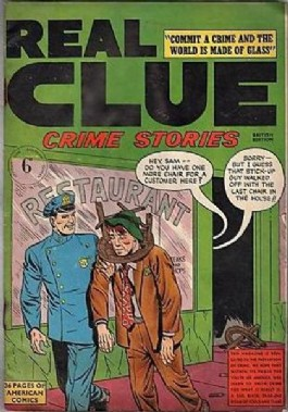 Real Clue Crime Stories