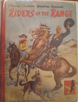 Riders of the Range Annual #1957