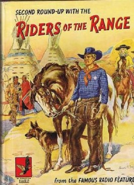 Riders of the Range Annual #1958