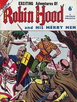 Robin Hood and His Merry Men #1