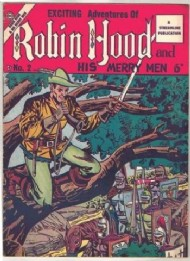 Robin Hood and His Merry Men 1956 #2