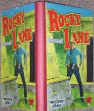 Rocky Lane Western Comic Annual 1958 - 1961 #3