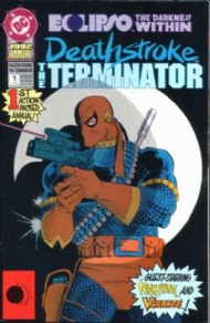 Deathstroke the Terminator Annual 1992 #1