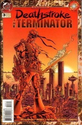 Deathstroke the Terminator Annual #3