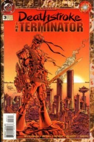 Deathstroke the Terminator Annual 1992 #3