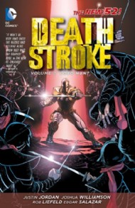 Deathstroke: Lobo Hunt 2014 #2
