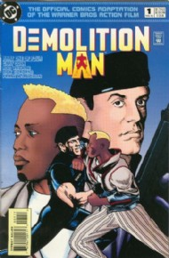 Demolition Man 1993 - 1994 #1
