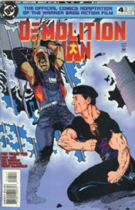 Demolition Man 1993 - 1994 #4