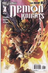 Demon Knights 2012 - 2013 #1