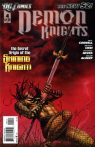 Demon Knights 2012 - 2013 #4
