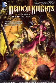 Demon Knights: the Avalon Trap 2013 #2