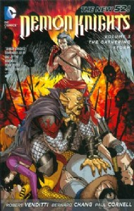 Demon Knights: the Gathering Storm 2014 #3