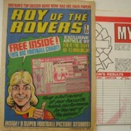 Roy of the Rovers 1976 - 1993 #1