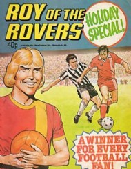 Roy of the Rovers Holiday Special 1977 - 1993 #1979