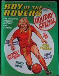 Roy of the Rovers Holiday Special 1977 - 1993 #1980