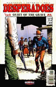 Desperadoes: Quiet of the Grave 2001 #1