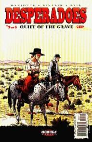Desperadoes: Quiet of the Grave 2001 #3