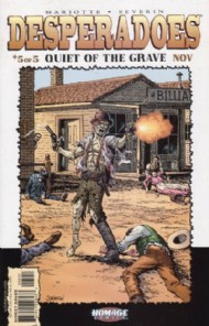 Desperadoes: Quiet of the Grave 2001 #5