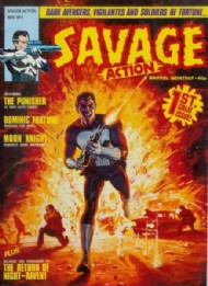 Savage Action 1979 - 1982 #1