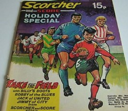 Scorcher Holiday Special #1972