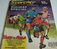 Scorcher Holiday Special 1970 - 1978 #1972