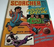 Scorcher Holiday Special 1970 - 1978 #1974