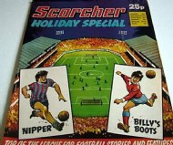 Scorcher Holiday Special 1970 - 1978 #1975