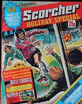 Scorcher Holiday Special #1976