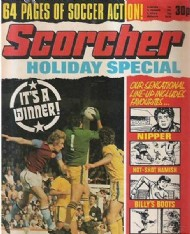 Scorcher Holiday Special 1970 - 1978 #1977