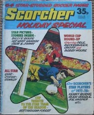 Scorcher Holiday Special 1970 - 1978 #1978