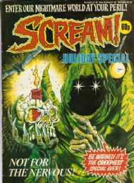 Scream Holiday Special 1985 - 1989 #1985