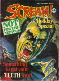 Scream Holiday Special 1985 - 1989 #1986