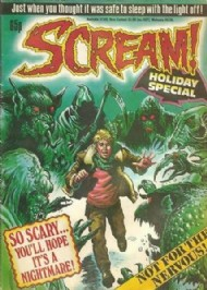 Scream Holiday Special 1985 - 1989 #1987