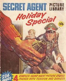 Secret Agent Picture Library Summer/Holiday Special #1968