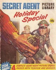 Secret Agent Picture Library Summer/Holiday Special 1967 - 1970 #1968