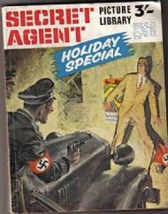 Secret Agent Picture Library Summer/Holiday Special 1967 - 1970 #1970
