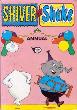 Shiver and Shake Annual #1975